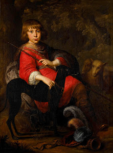 RIJKS: Dirck Dircksz. van Santvoort: painting 1644