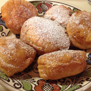 Easy Romanian Doughnuts With Yogurt