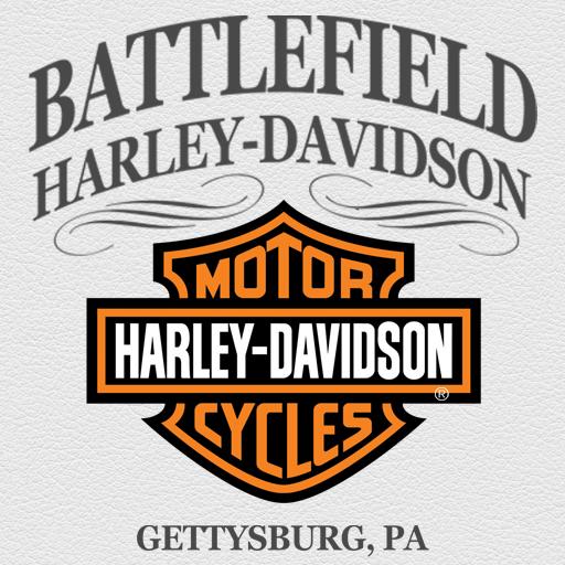 Battlefield Harley-Davidson LOGO-APP點子