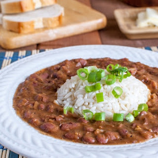 Ultimate BBQ Red Beans and Rice