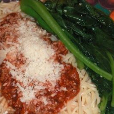 Mama Leone's Italian Tomato Sauce (Good for Many Uses)