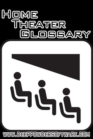 Home Theater Glossary