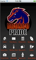Screenshot of Bronco Pride