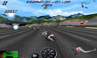 Screenshot of SuperBikers 2 Free