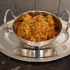 Dal (Yellow Split Peas with Indian Spices)
