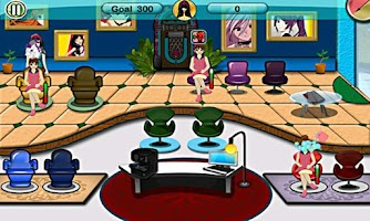 Screenshot of Princess Hair Salon -Christmas