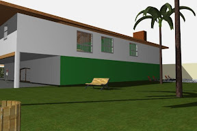 Henry's House Project Designed in ArchiCAD
