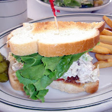 Marshall Field's Chicken Salad (With Sandwich Variations)