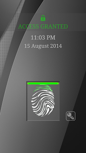 App Lock (Scanner Simulator) APK for Bluestacks
