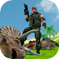 Dinosaur Mercenary 3D APK for Bluestacks