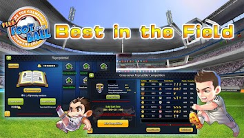 Screenshot of Plus Football 2014