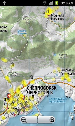 玩休閒App|DayZ Offline Map免費|APP試玩
