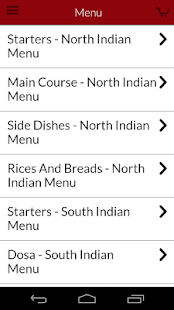 Mirchi Restaurant - screenshot