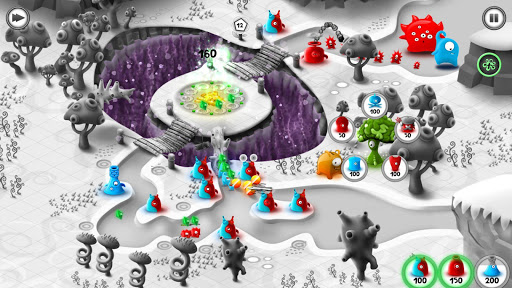 Jelly Defense - screenshot