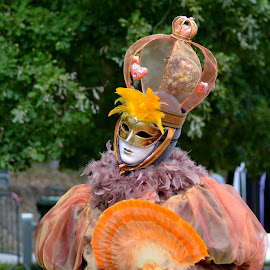 personnages de Venise by Muriel Charton - News & Events Entertainment