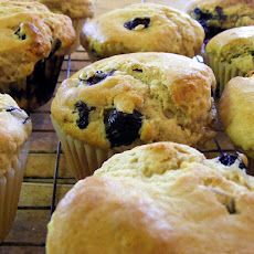 Cheryl's Healthy Blueberry Muffins - Ww Points = 1
