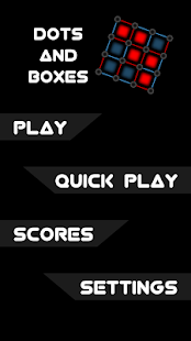 2 Player: Dots And Boxes - screenshot