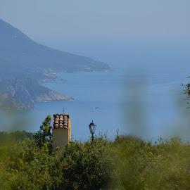 Corfu Kerkyra by Gabriel Domnariu - Novices Only Landscapes ( greece, gulf, nice, summer, corfu,  )