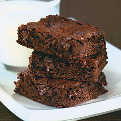 Mocha-Dark Chocolate Chunk Brownies
