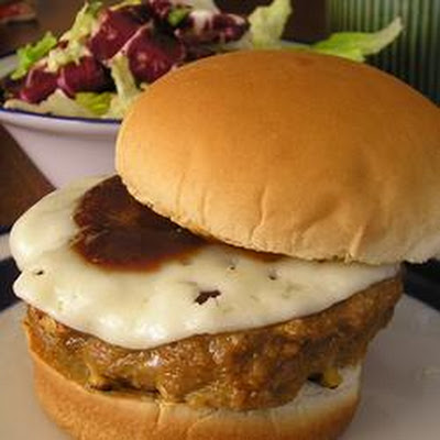 Cumin Turkey Burgers