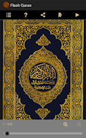Screenshot of Flash Quran