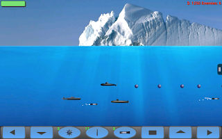 Screenshot of Submarine Attack!