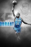 Screenshot of Kevin Durant Live Wallpaper HD