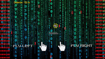 Screenshot of Flying Robot