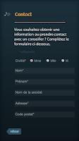 Screenshot of Mon Mémo Pro Harmonie Mutuelle