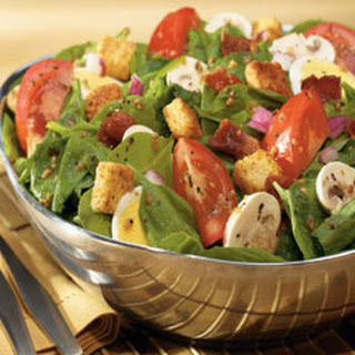 Spinach Tomato Onion Salad Recipes
