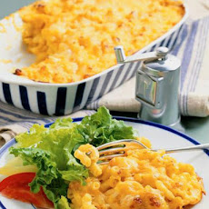 Chipotle Gouda Mac and Cheese