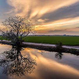by Bruce Chew - Landscapes Sunsets & Sunrises