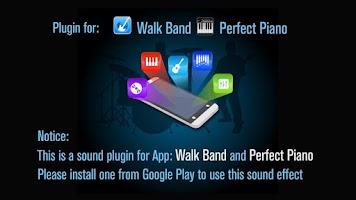 Screenshot of String Ensemble Sound Plugin
