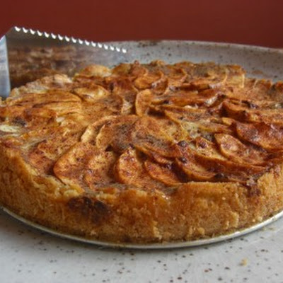 Apple Pie Tart