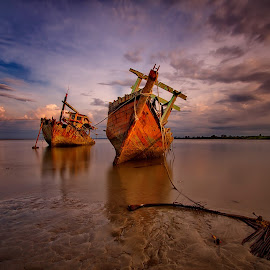 by Adanan Sidjoh - Transportation Boats