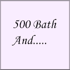 500BathAnd icon