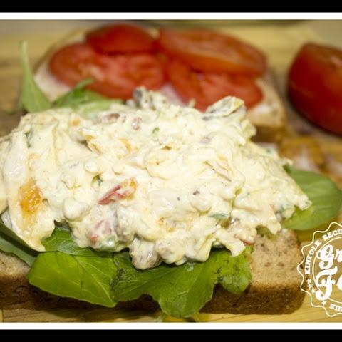 Curried Chicken and Mango Chutney Salad Recept | Yummly