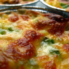 Mexican Quiche Appetizer
