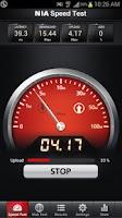 Screenshot of SpeedCheck