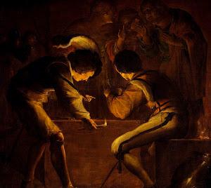 RIJKS: Leonaert Bramer: painting 1642