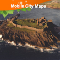 Isle of Man Street Map icon