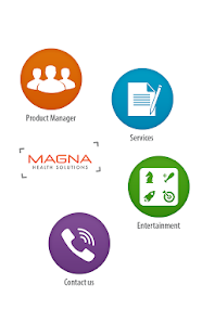 Magna Health Solutions - screenshot