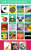 Screenshot of 100 PICS Quiz - FREE Quizzes