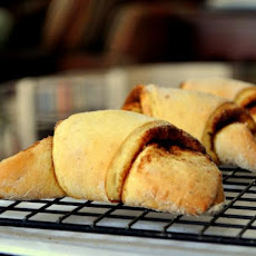 Cinnamon Sugar Crescents