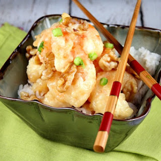 Chinese Mayonnaise Shrimp Recipes