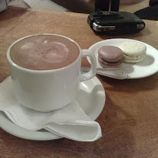 Healthy Hot Cocoa With Almonds