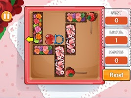 Screenshot of Candy Case Seasons
