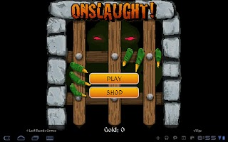 Screenshot of Onslaught!