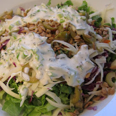 Junk Food Salad with Scratch