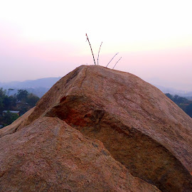 A Landmark by SK Meitei - Nature Up Close Rock & Stone ( rock & stone, nature up close )